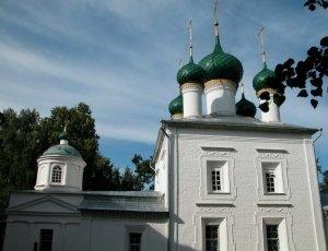 Фото Казанская церковь в Рыбинске