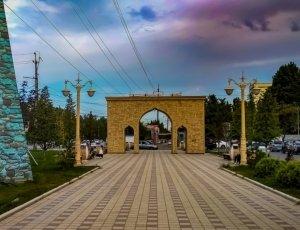 Фото Аллея Город мастеров