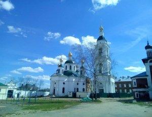 Фото Богоявленский женский монастырь