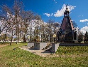 Фото Памятник защитникам Отечества во все времена