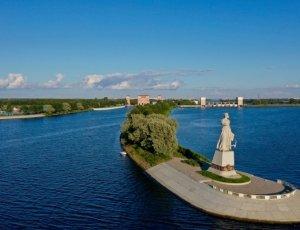 Фото Монумент Мать-Волга