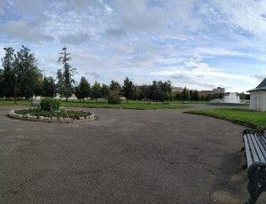 Фото Дмитровский парк в Рыбинске