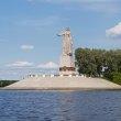 Фото Монумент Мать-Волга 3