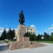 Фото Памятник В.И. Ленину в Йошкар-Оле 7