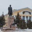 Фото Памятник В.И. Ленину в Йошкар-Оле 8