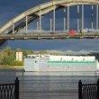 Фото Рыбинский мост через Волгу 9
