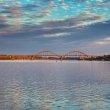 Фото Рыбинский мост через Волгу 5