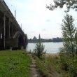 Фото Рыбинский мост через Волгу 8