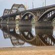 Фото Рыбинский мост через Волгу 6