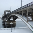 Фото Рыбинский мост через Волгу 4