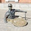 Фото Памятник водопроводчику в Рыбинске 5