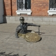 Фото Памятник водопроводчику в Рыбинске 4