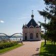 Фото Никольская часовня в Рыбинске 9