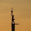 Фото Стелла-Памятник Авиатору в Рыбинске 4