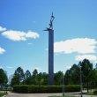 Фото Стелла-Памятник Авиатору в Рыбинске 6