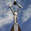 Фото Стелла-Памятник Авиатору в Рыбинске 7