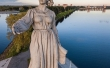 Фото Монумент Мать-Волга 2