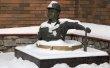 Фото Памятник водопроводчику в Рыбинске 2