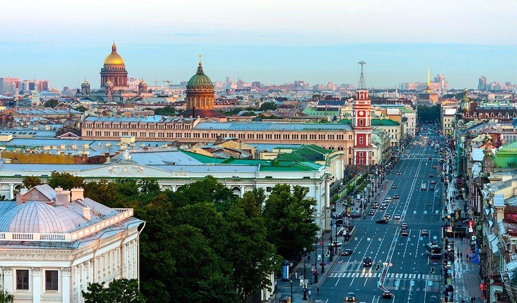 Топ 10 самых красивых городов России