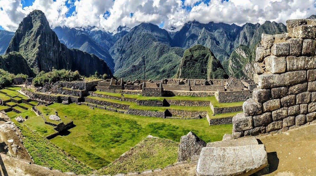 Мачу Пикчу потерянный город