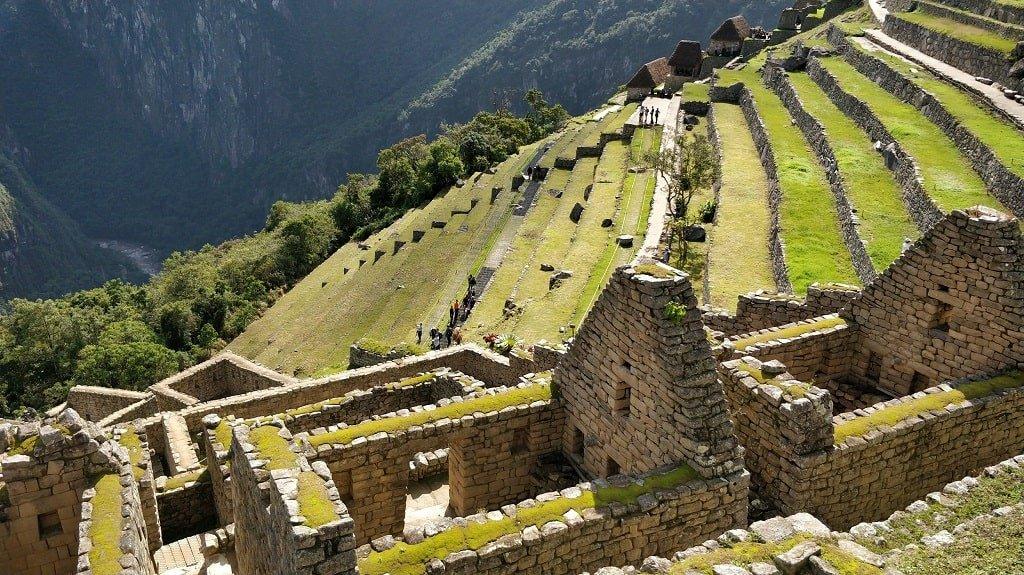 Достопримечательности Мачу Пикчу
