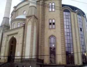 Фото Мечеть Абдулхамида Афанди