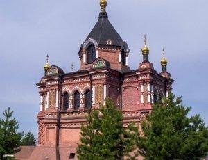 Фото Храм Александра Невского в Суздале