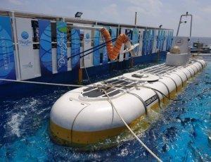 Фото Китовая подводная лодка «Whale Submarine Maldives»