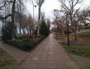 Сквер имени Мирзабекова