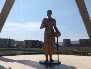 Памятник «Русской учительнице»
