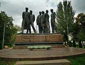 Памятник Дагестанским большевикам - руководителям революционного подполья