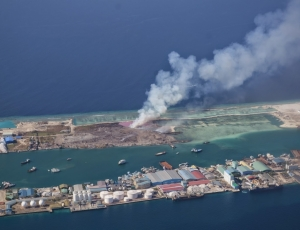 Фото Остров свалка Тилафуши
