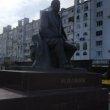 Фото Памятник Расулу Гамзатову в Махачкале 5