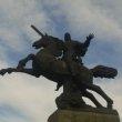 Фото Памятник Защитник Отечества в Махачкале 7