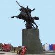 Фото Памятник Защитник Отечества в Махачкале 3