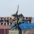 Фото Памятник Защитник Отечества в Махачкале 5