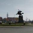 Фото Памятник Защитник Отечества в Махачкале 9
