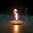 Фото Вечный огонь и Памятник участникам Великой Отечественной Войны 2