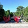 Фото Вечный огонь и Памятник участникам Великой Отечественной Войны 9