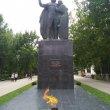 Фото Вечный огонь и Памятник участникам Великой Отечественной Войны 6