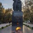 Фото Вечный огонь и Памятник участникам Великой Отечественной Войны 3