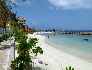 Фото Искусственный пляж Расфанну