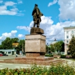 Фото Памятник генералу И.Д. Черняховскому в Воронеже 9