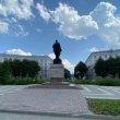 Фото Памятник генералу И.Д. Черняховскому в Воронеже 5