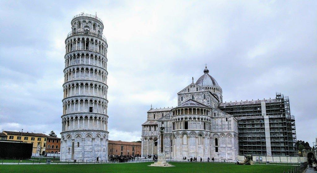 Чем знаменита Пизанская Башня