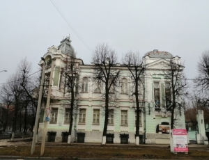 Фото Музей ивановского ситца