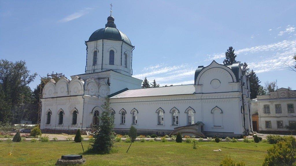 Толшевский Спасо-Преображенский женский монастырь