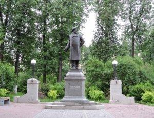 Фото Памятник Бурылину