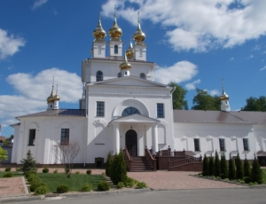 Фото Свято-Успенский Мужской Монастырь