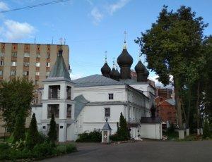 Фото Церковь Казанской иконы Божией Матери в Иваново